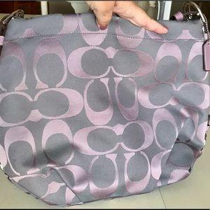 Coach bag in pristine condition
